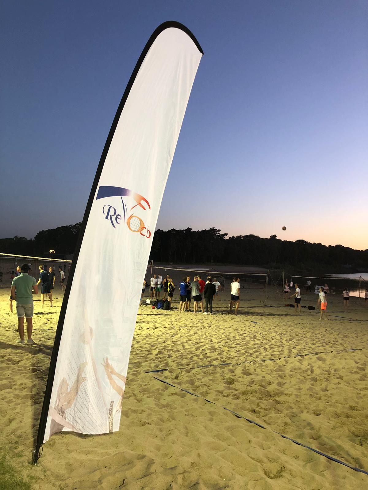 Inschrijving Beach Volley Night 2020 geopend